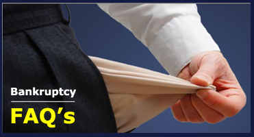 FAQs - What exactly is bankruptcy? Will it wipe out all my debts?