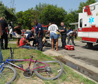 Bicycle Accident Lawyers - California Personal Injury Lawyers