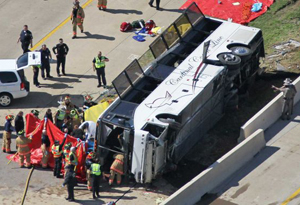 California Personal Injury Lawyers - Bus Accident Lawyers