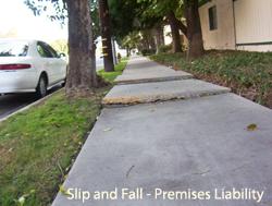 Slip and Fall Injury Lawyers - California Personal Injury Lawyers
