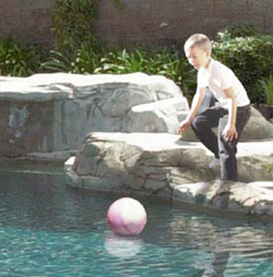 Swimming Pool accidents claim more than 1,000 children's lives each year