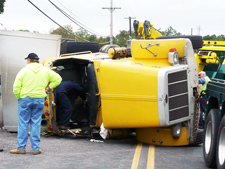 Causes of Semi Truck Accidents - California Personal Injury Lawyers