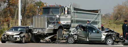 Truck Accident Lawyers - California Personal Injury Lawyers serving Los Angeles and Orange County