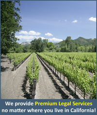 Premium Tenant Legal Services anywhere in California