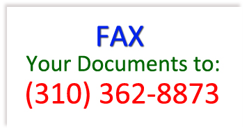 California Tenant Defense FAX Number: (310) 362-8873