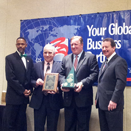Vacuworx Honored with Governor's Award for Excellence in Exporting