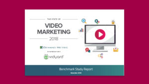 The State of Video Marketing 2018 - Demand Metric Report