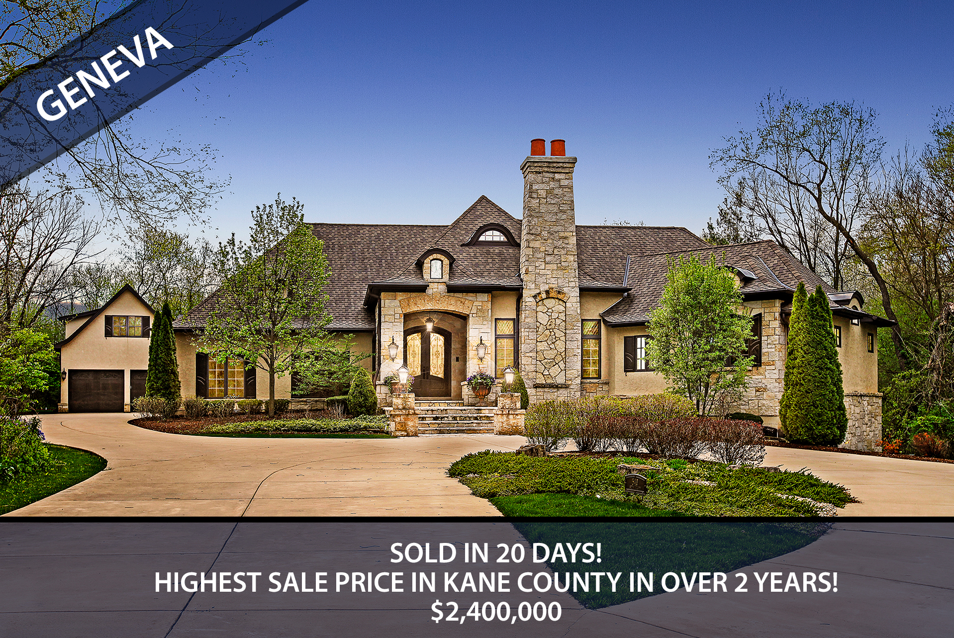 Click here to view one of our recent sales