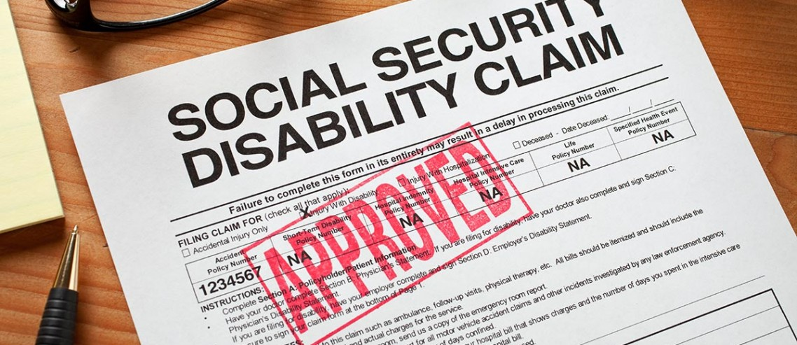 Social Security Disability Insurance Benefits Approval Sherman WV