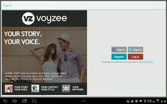 How to use Voyzee