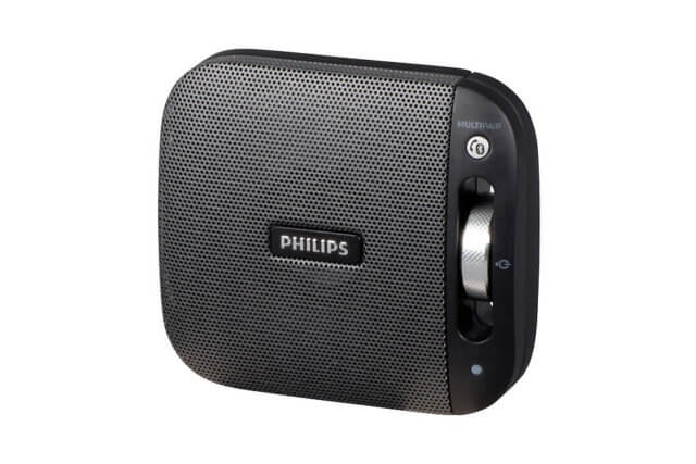 mejores parlantes bluetooth: philips