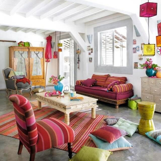 Decoraci N Boho Chic Ideas Para Un Estilo Bohemio Ideas