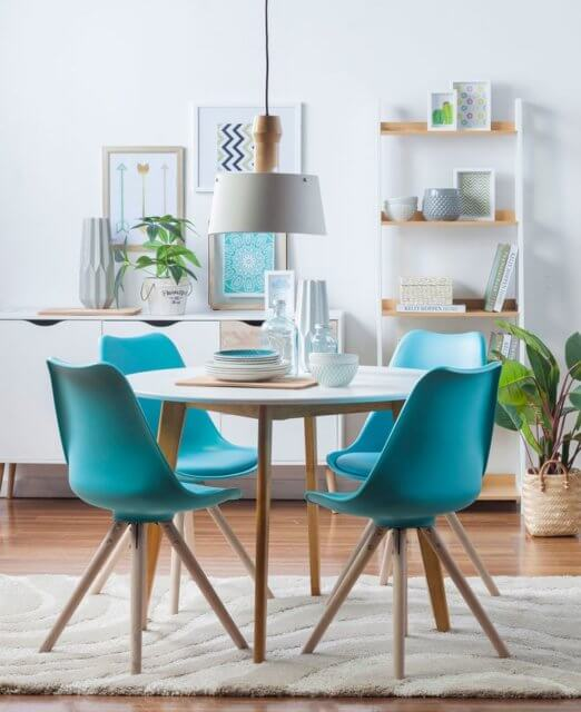 Como decorar un comedor free como decorar un comedor with for Como decorar mi living comedor