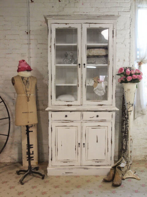 shabby chic estilo decorativo