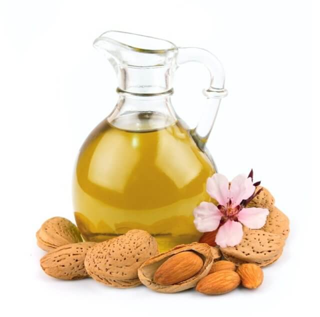 almond oil for the skin