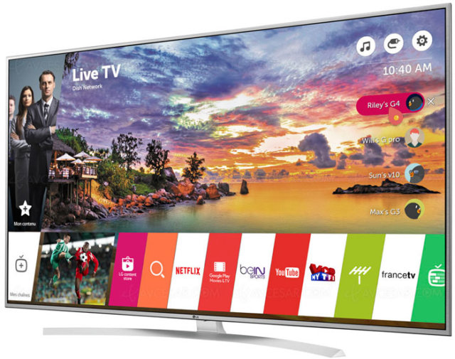 mejor smart tv