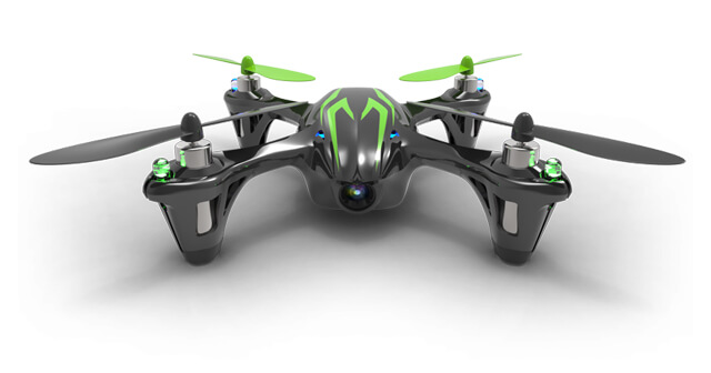 drone custo beneficio Hubsan X4 H107c