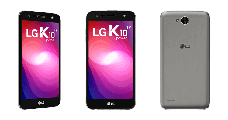 celulares com tv lgk10power
