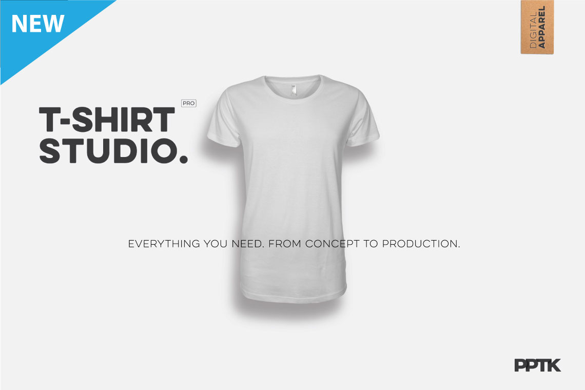 Black t shirt template for photoshop - The T Shirt Studio Pro