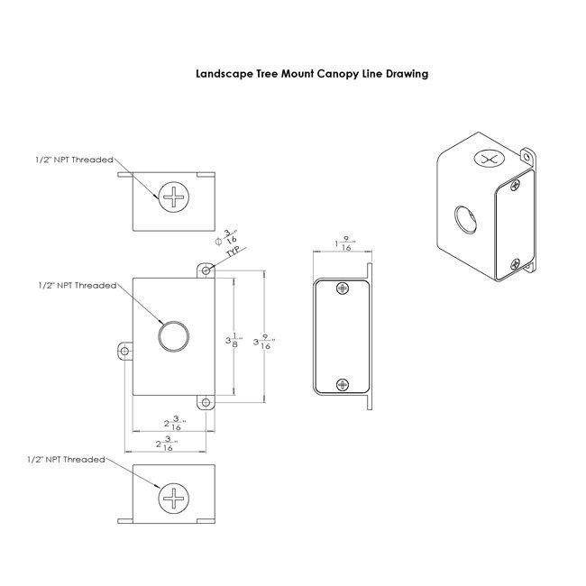tree-mount-junction-box