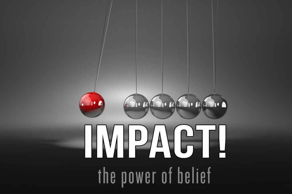 """Part 1 in the series, """"IMPACT: The power of a significant life"""""""