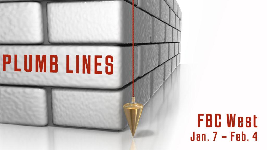 Plumb-Lines