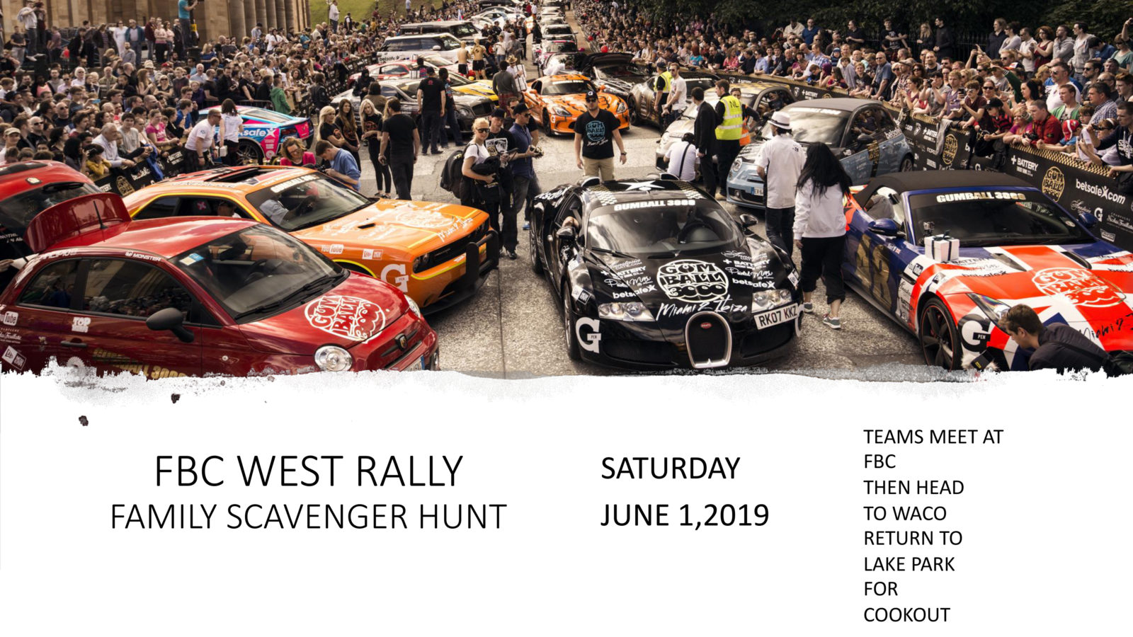 Family Rally Fbc West