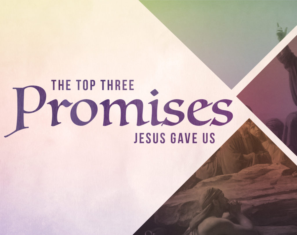 Promises Jesus Gave Website