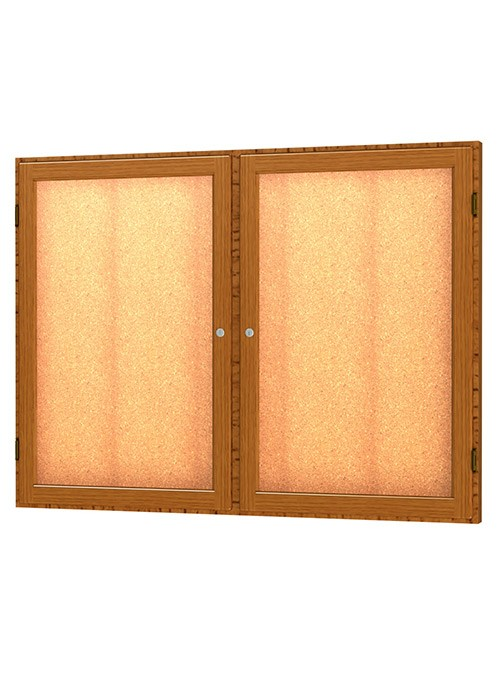 Messenger Enclosed Bulletin Boards
