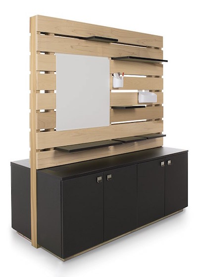 Pallet Space Division Furniture