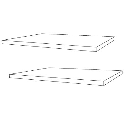 Large Shelf