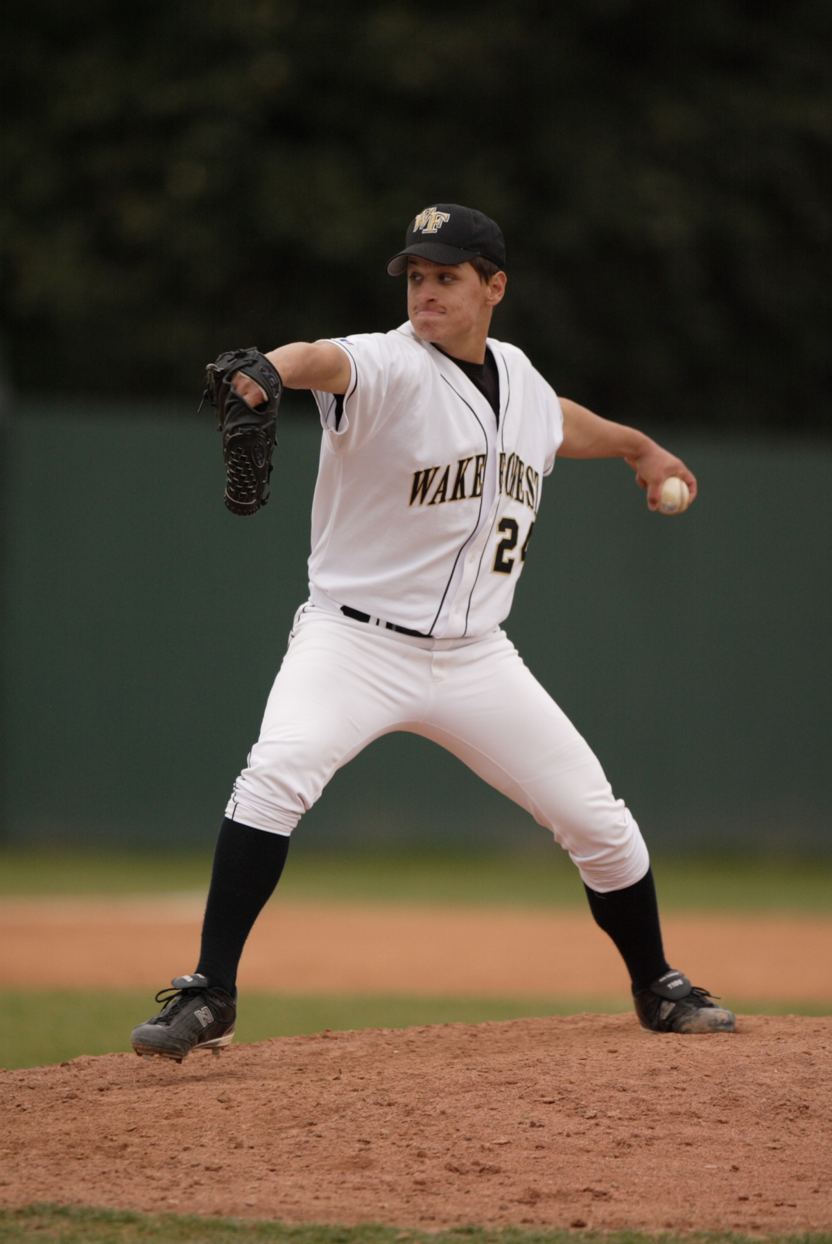 Junior Eric Niesen Pitched Four Innings For The Victory