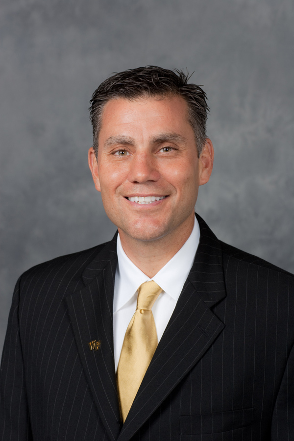 Tom Walter was named head baseball coach at Wake Forest on Tuesday.