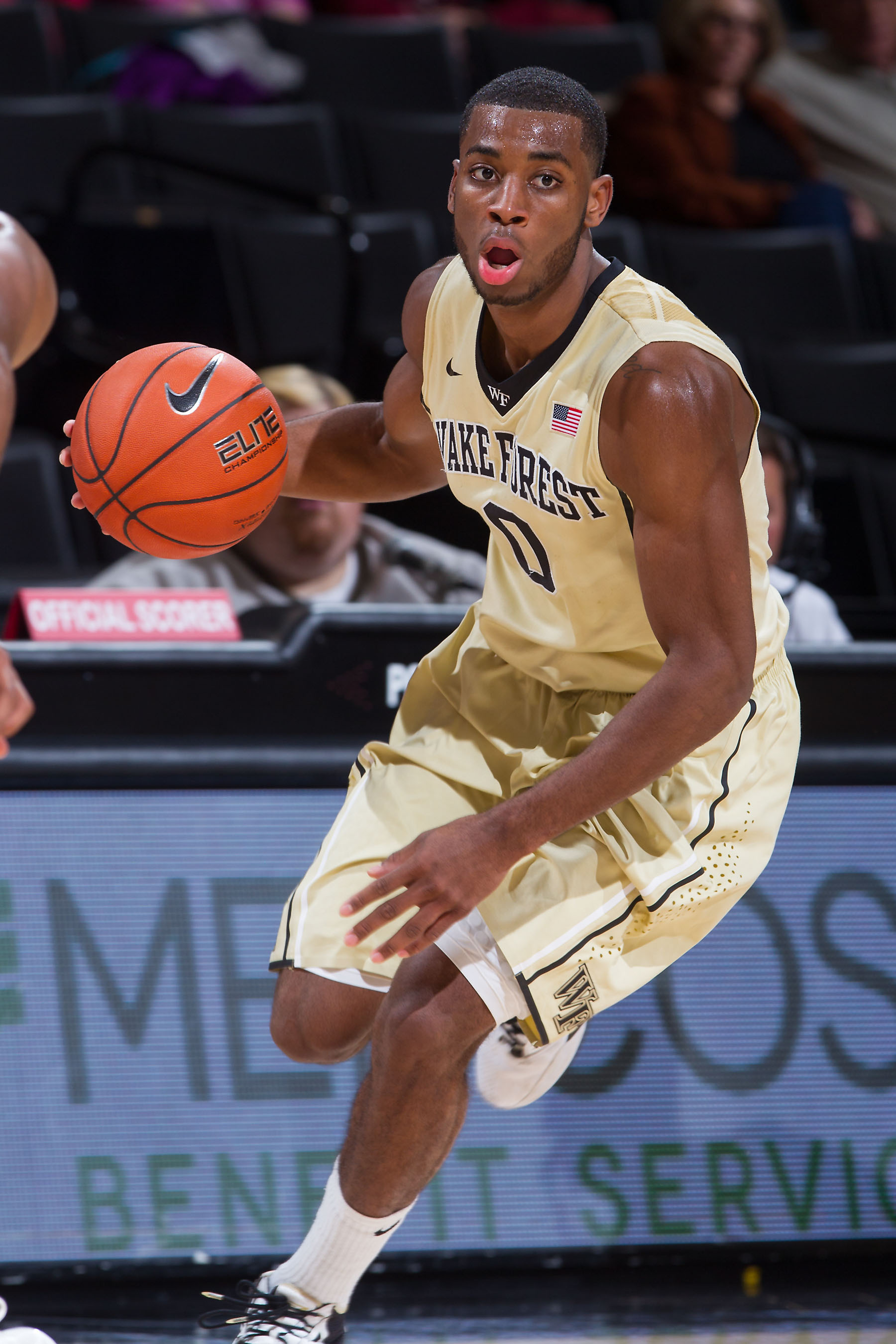 Codi Miller-McIntyre and his sophomore classmates will be seniors when the Deacons compete in