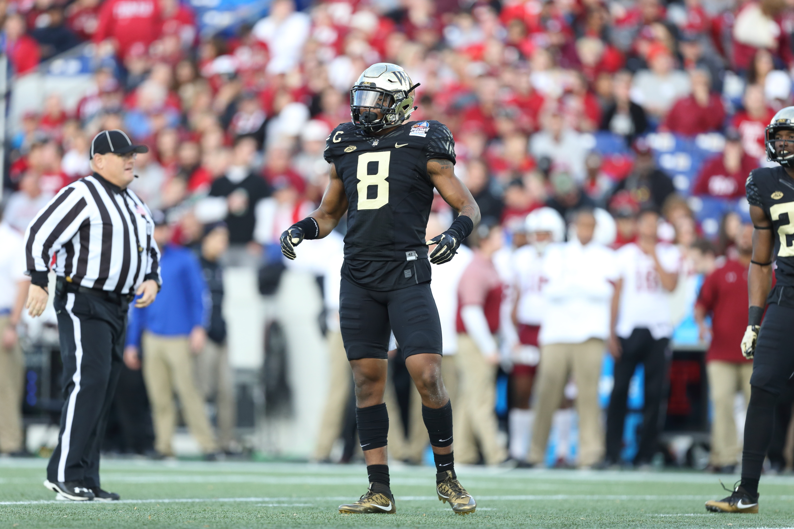 timeless design c806e d9cff Marquel Lee Headed to NFL Combine - Wake Forest University