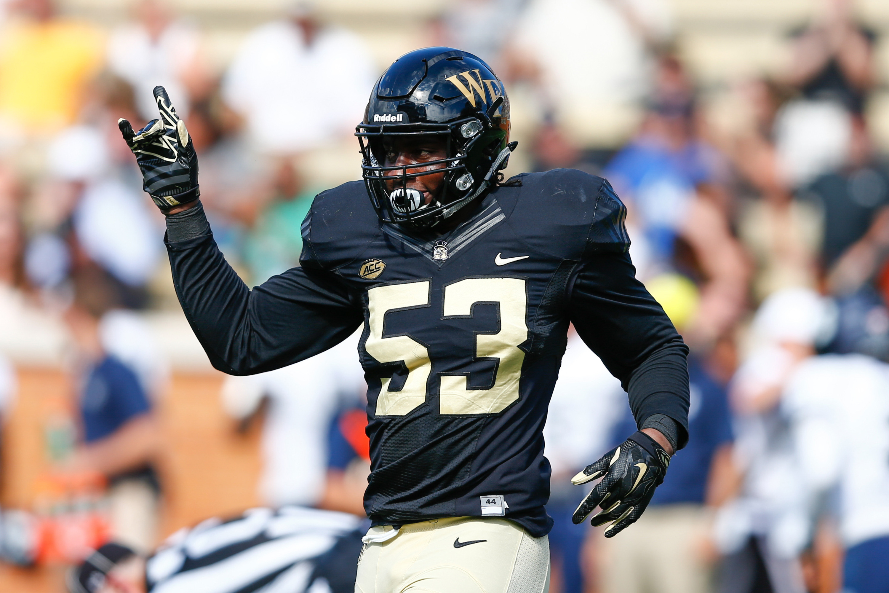 Wake Forest At Clemson Set For Noon Kick Wake Forest