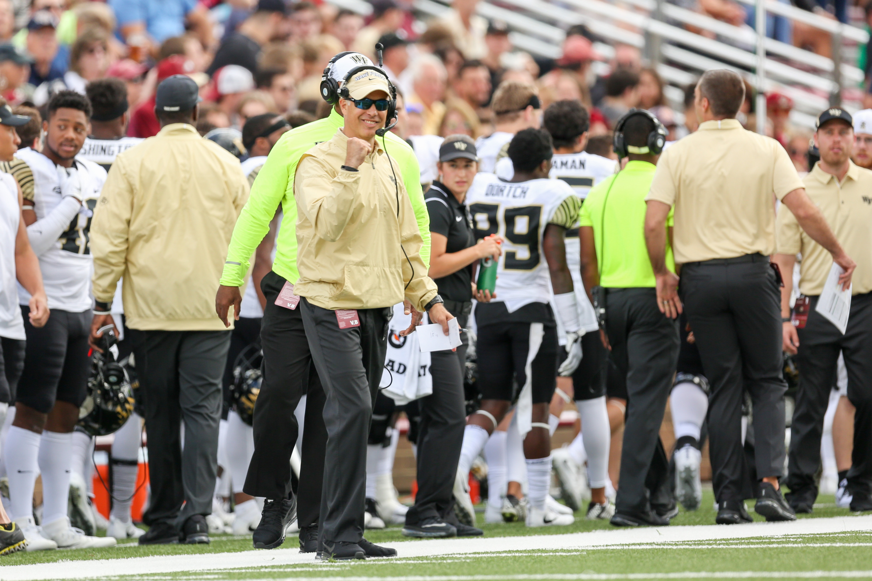 Wake Forest Announces 2018 Football Schedule Wake Forest