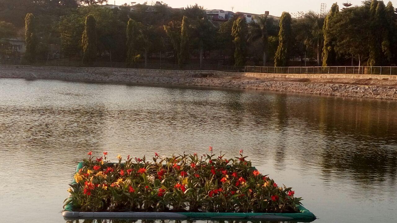 Kempambudhi Lake
