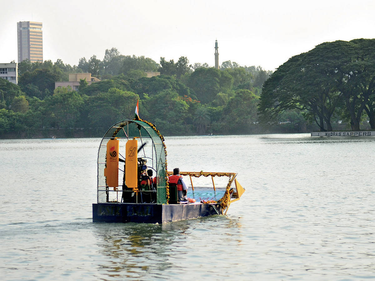 "Presenting ""Jaldost Airboat"": A Friend to Our Lakes 1"