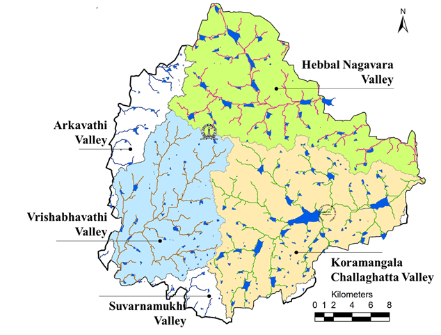 From a Proud to a Weeping Parent Lake Basin: Bengaluru Lake Crisis 2