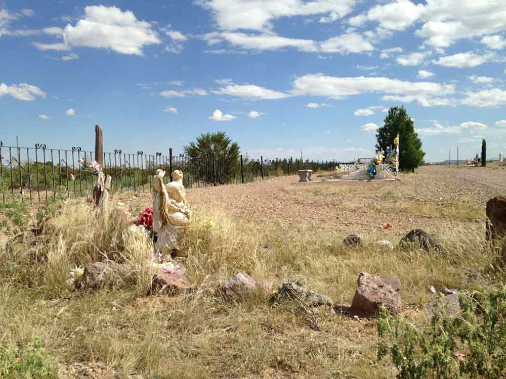 Columbus New Mexico gravesite