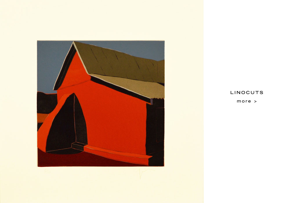 linocuts by Harold Joe Waldrum