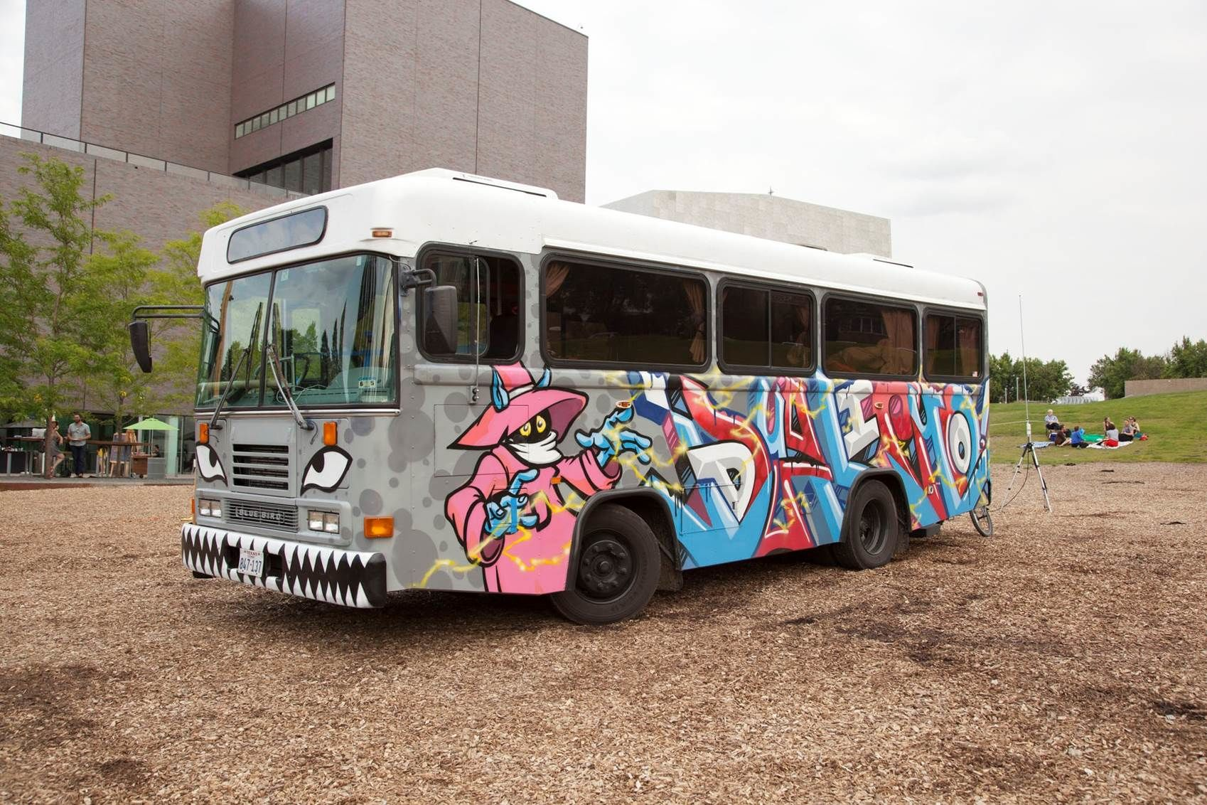Ecp of bus