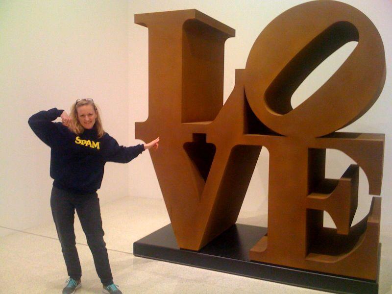 Love spam