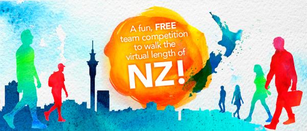 Auckland Walk Challenge logo