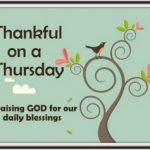Thankful on a Thursday 11/04/2010