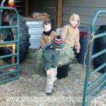Winter Farm Chores
