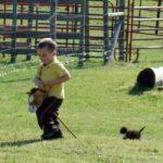 Farm Kids in Motion