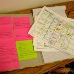 My Blogging Calendar and Upcoming Summer Fun