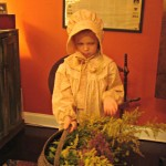 Lamb Harvesting and Laura Ingalls Wilder
